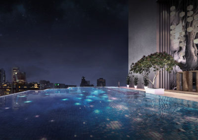 The Manor-sky-pool
