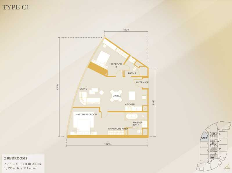 Banyan Tree Pavilion Floor Plans Klcc Condominium Kuala Lumpur City Condos